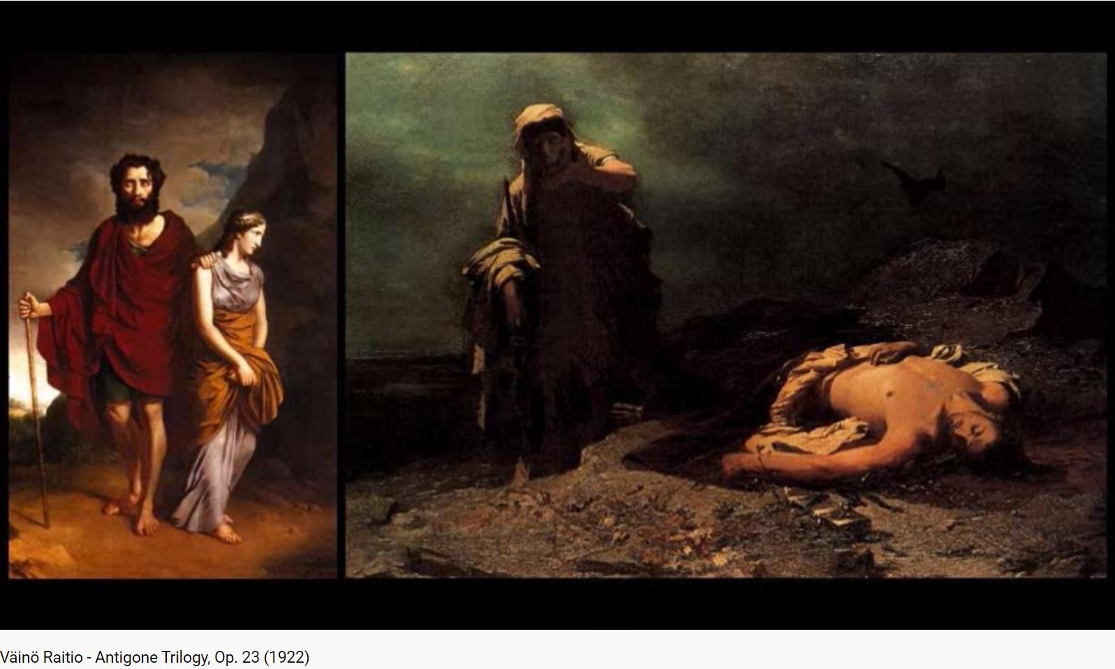 Raitio Antigone Trilogy