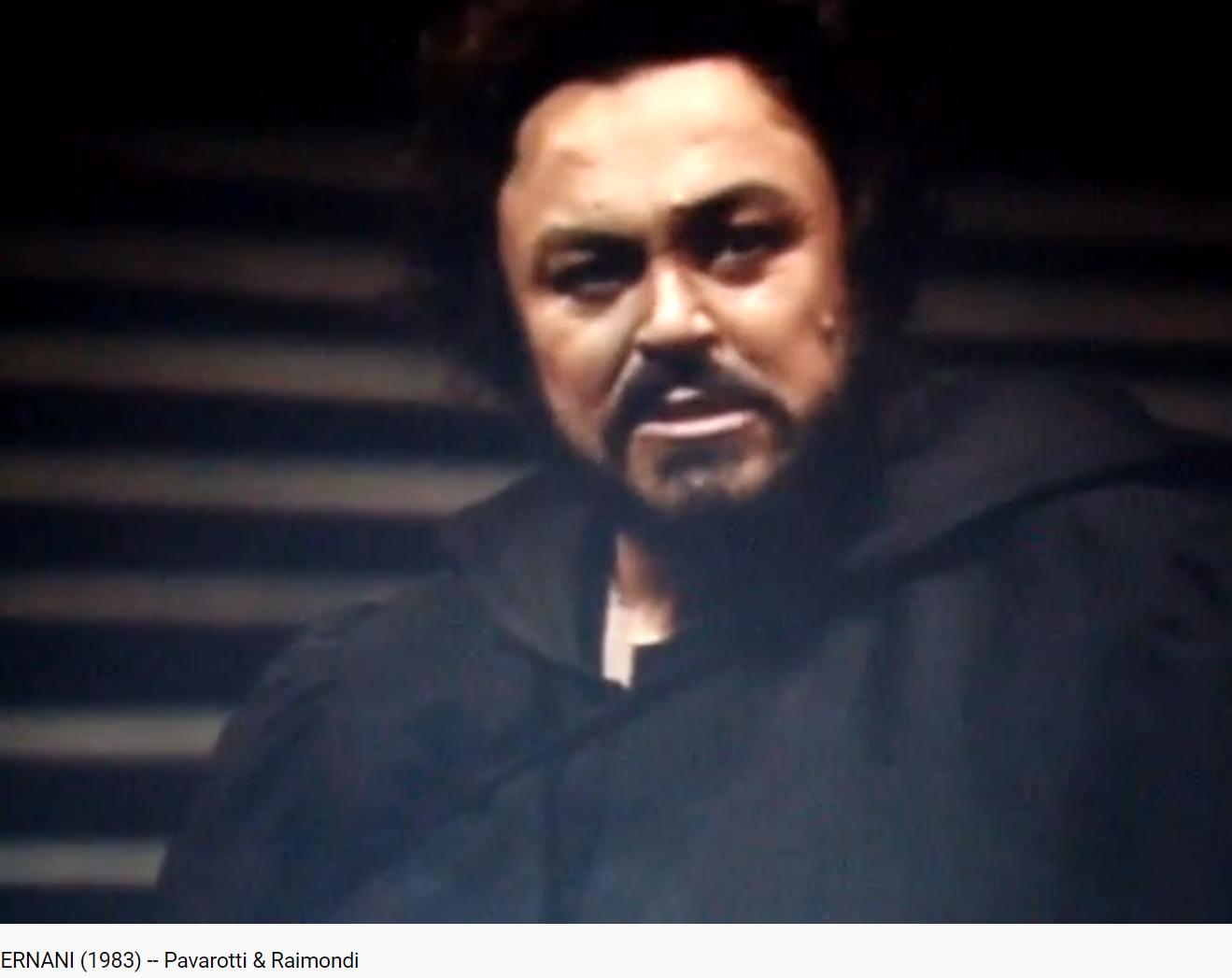 Verdi Ernani (Met 1983)
