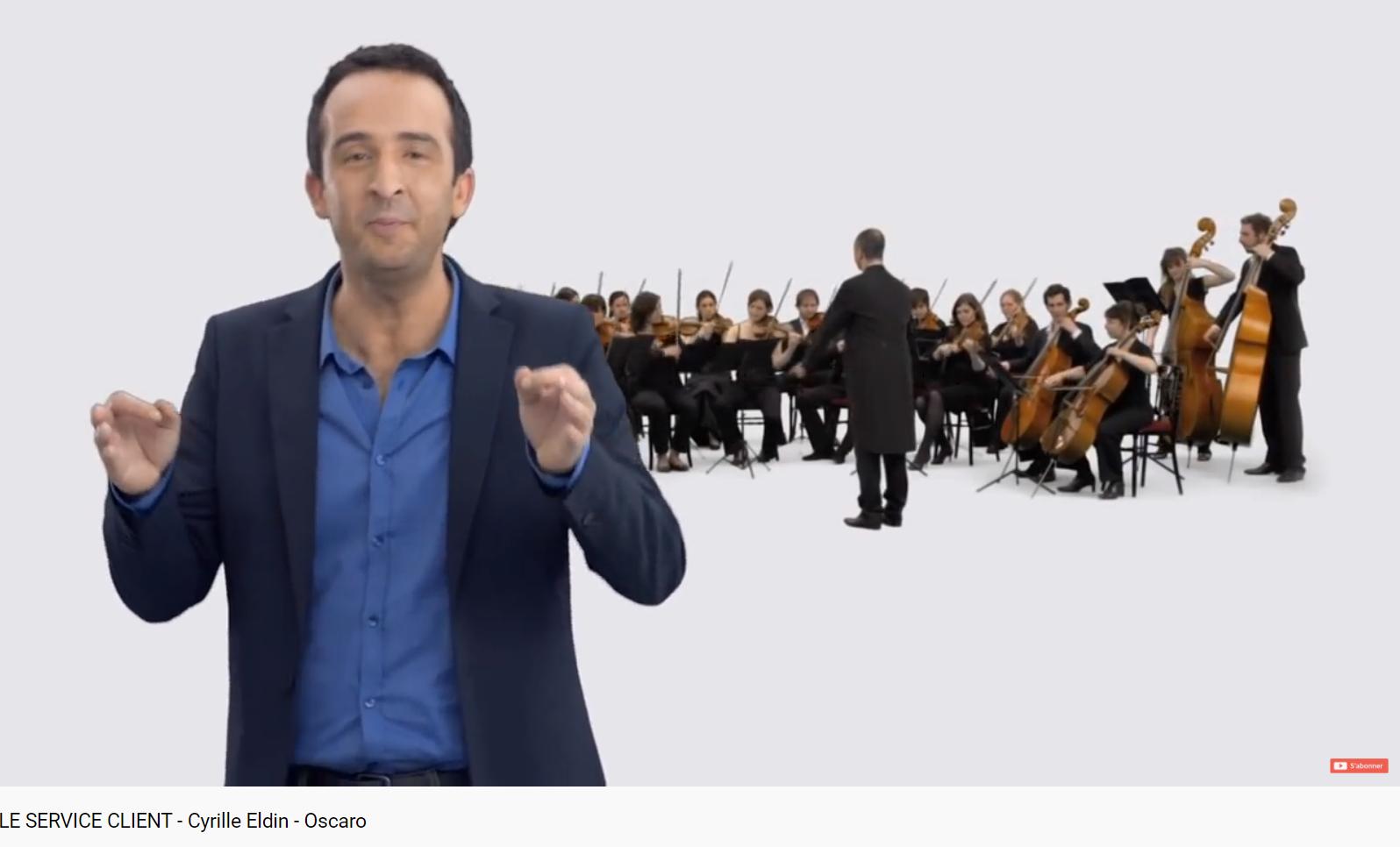 Vivaldi 4 Saisons l'e Printemps pub pour Oscaro