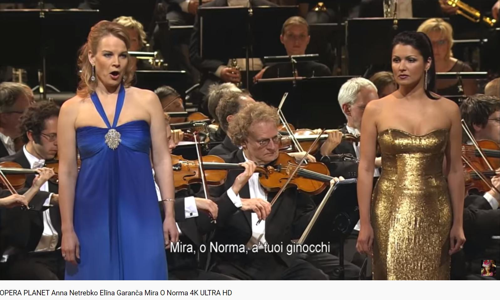 Bellini Norma Mira O Norma