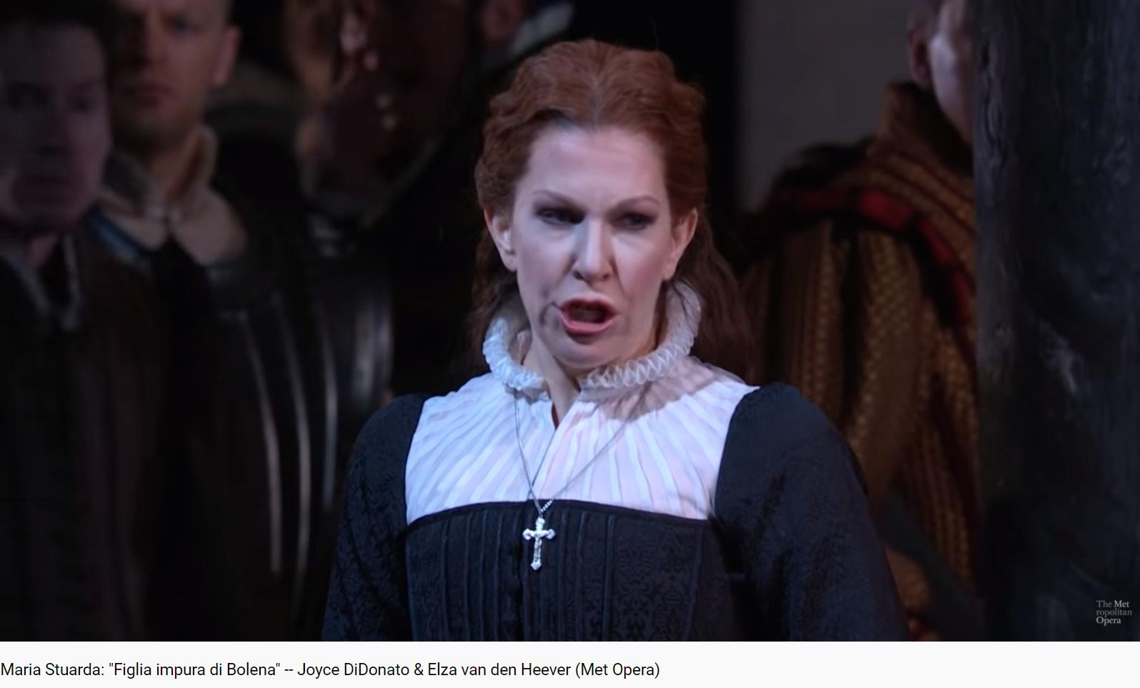 Donizetti Maria Stuarda Figlia impura di Bolena (MET 2013)