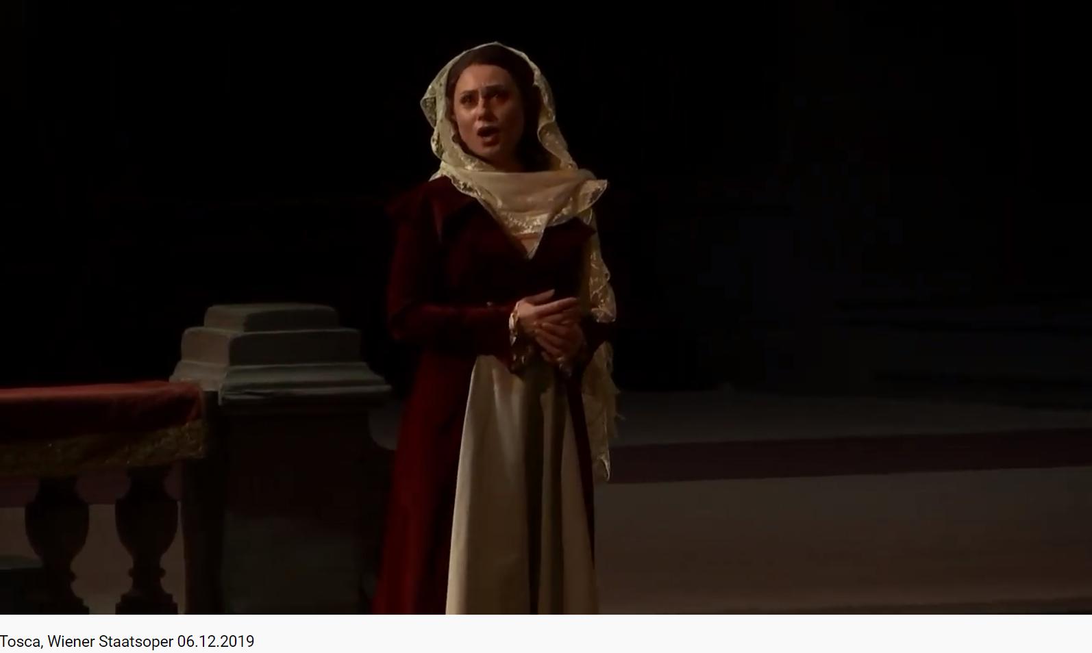 Puccini Tosca (Vienne 2019)