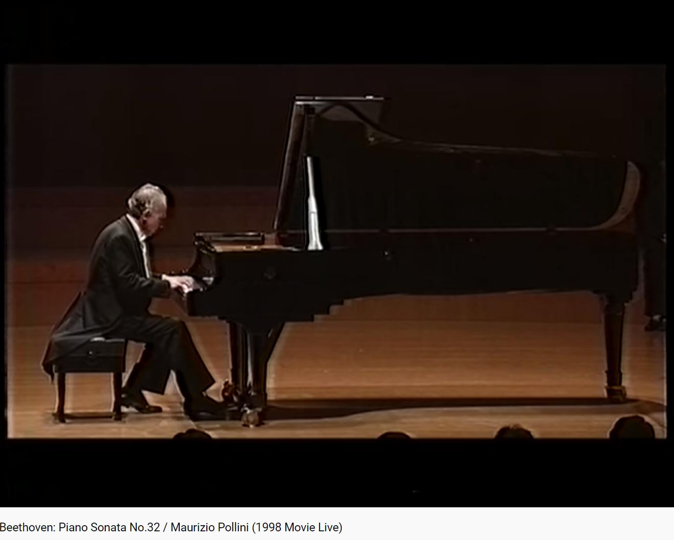 Beethoven opus 111 (Pollini)