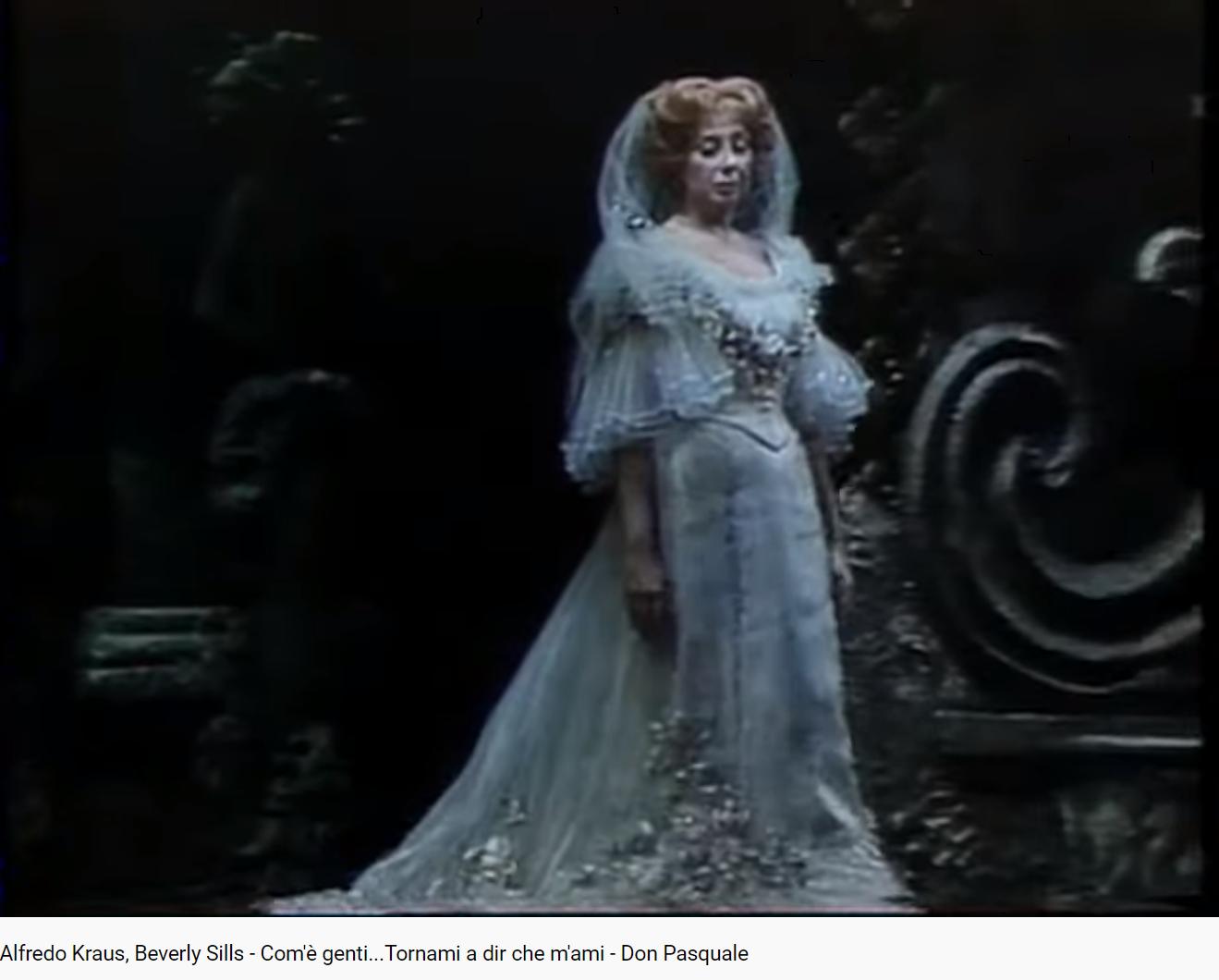 Donizetti Don Pasquale Com'é genti (MET 1979)