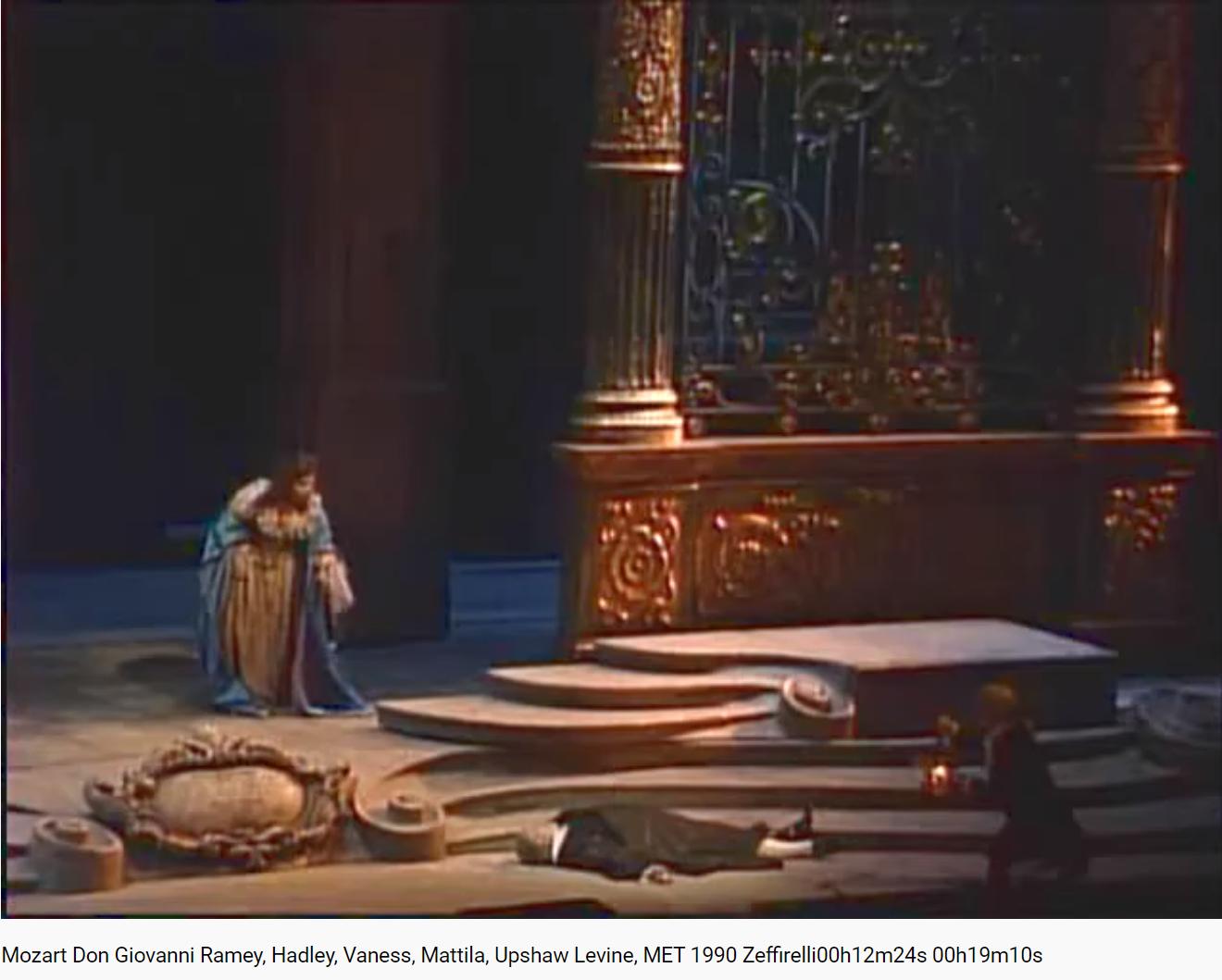 Mozart Don Giovanni (MET 1990)