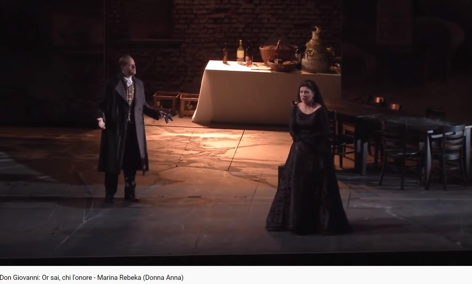 Mozart don Giovanni Or sai, chi l'onore (Wien 2015)