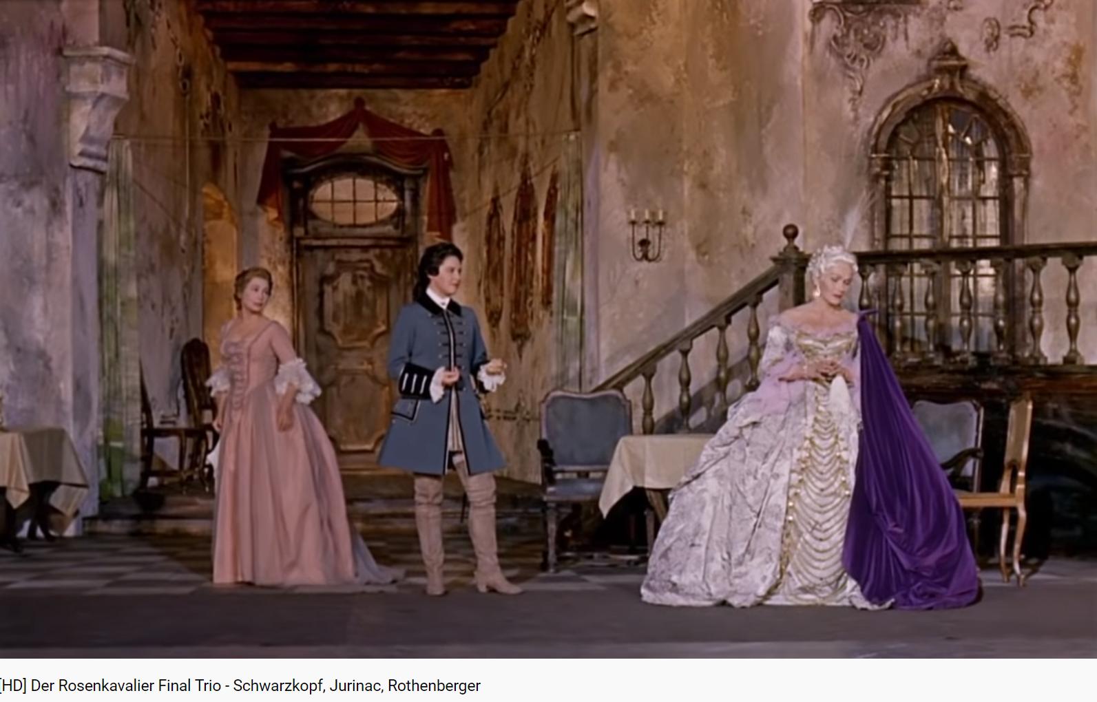 Strauss Rosenkavalier film