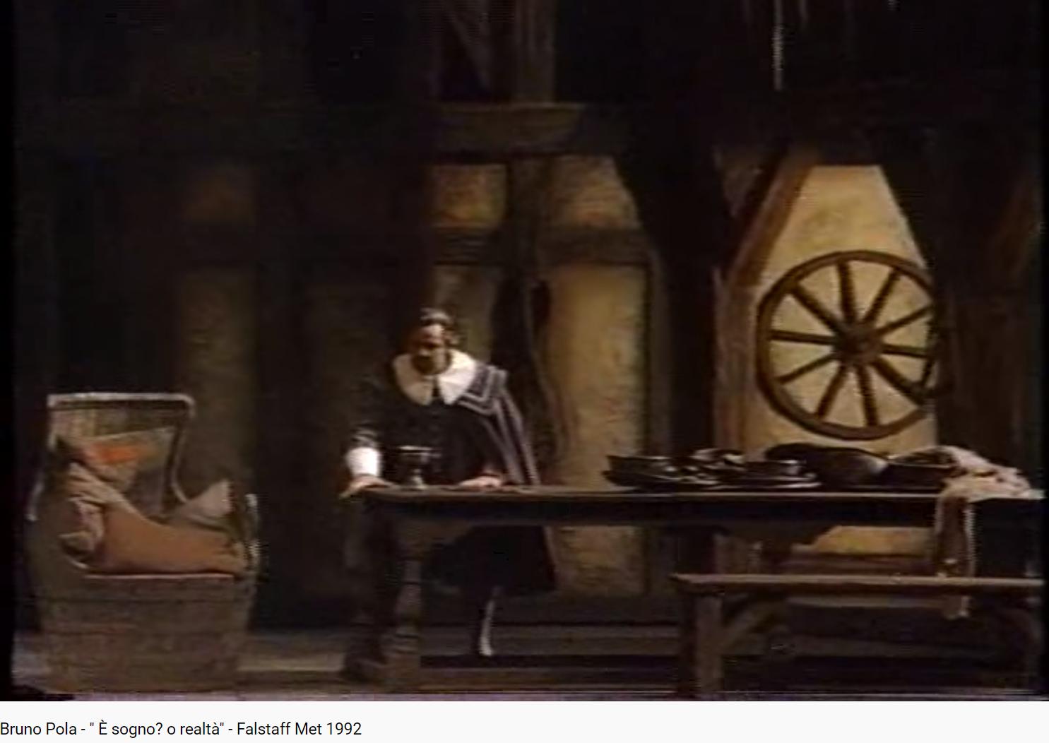 Verdi Falstaff E sogno o realta