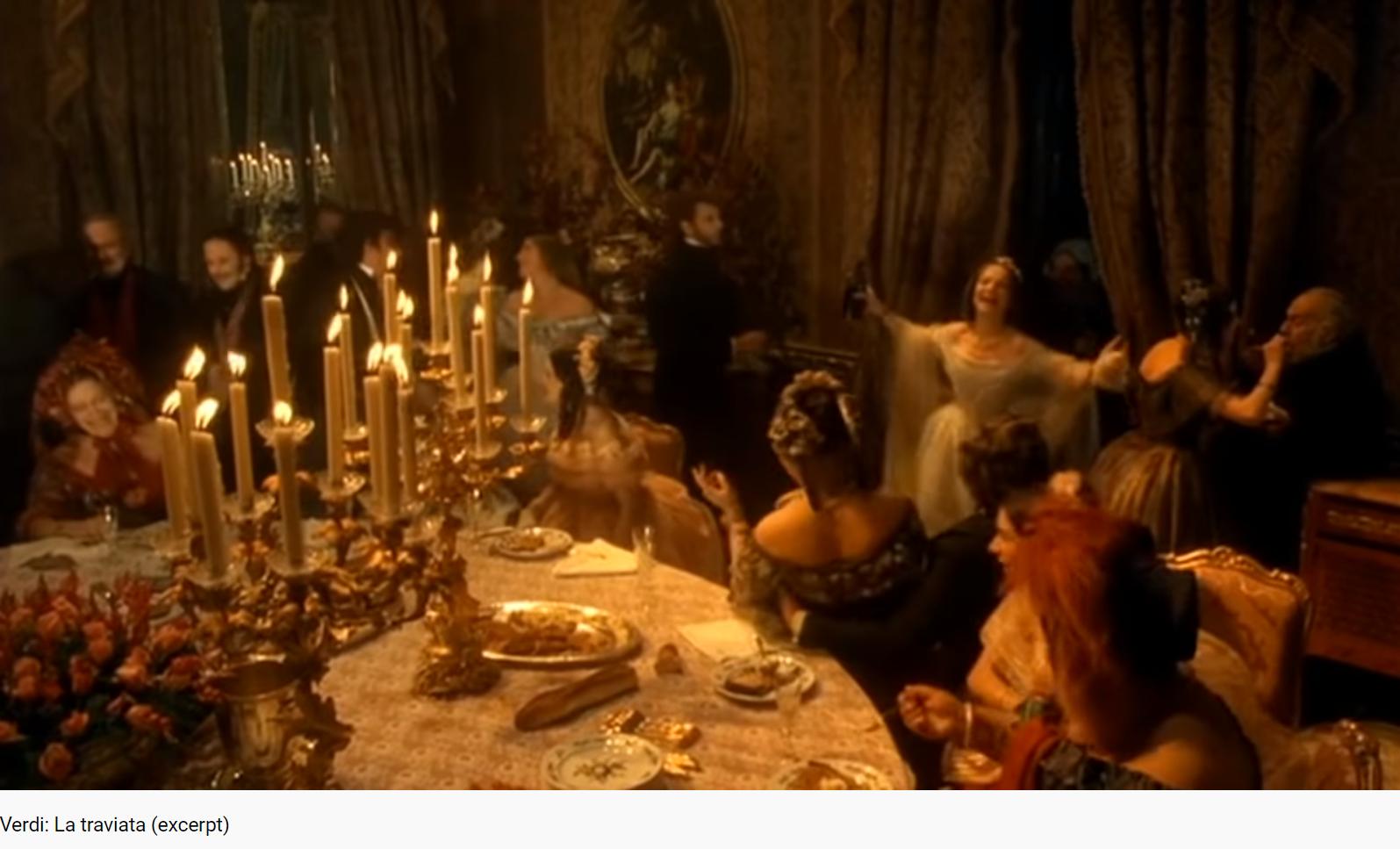 Verdi Traviata Zeffirelli