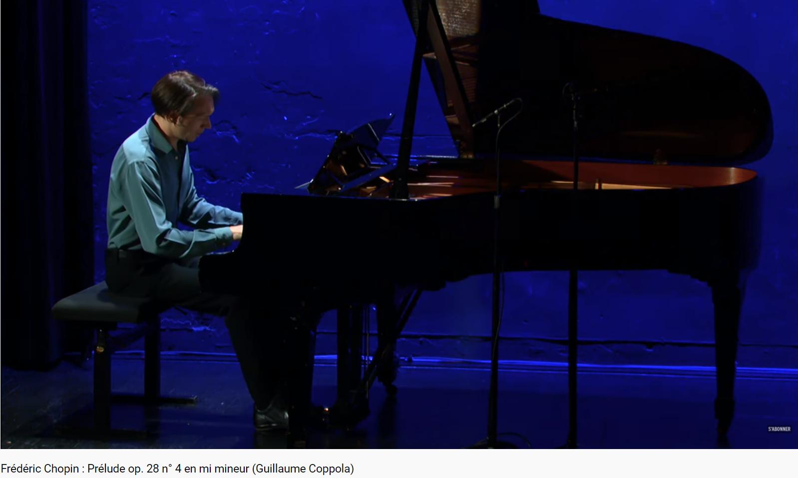 Chopin Prélude op 28 no 4