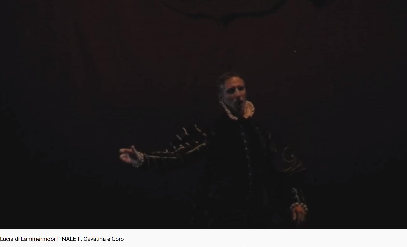 Donizetti Lucia di Lammermoor cavatine finale