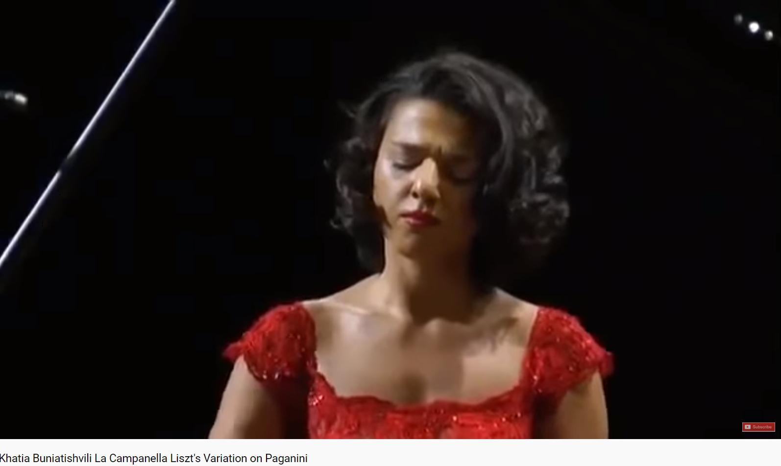 Paganini Liszt La Campanella