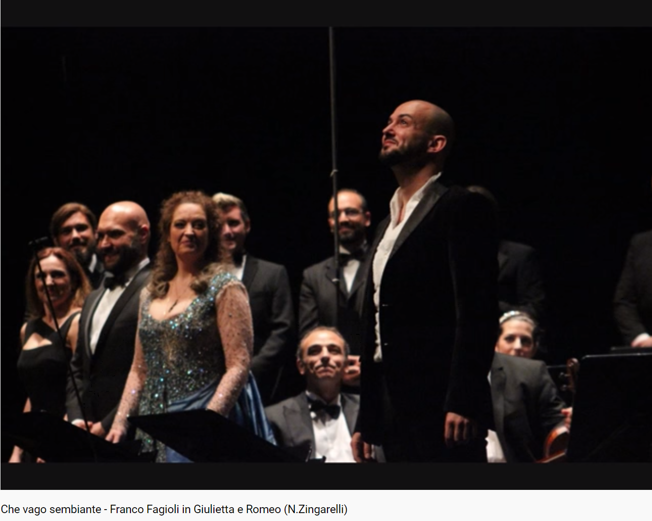 Zingarelli Giulietta e Romeo