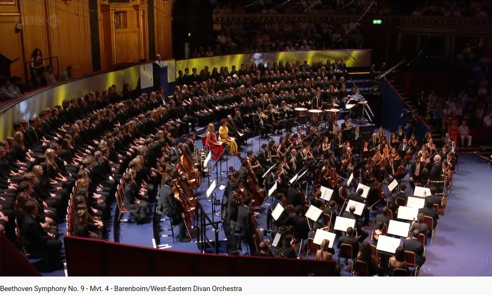 Beethoven 9e symphonie 4e mouvement