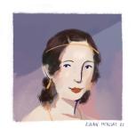 Clara Schumann Adrian Mercure 2021