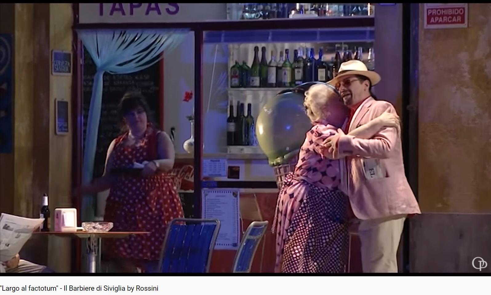 Rossini Il Barbiere di Siviglia Largo al factotum