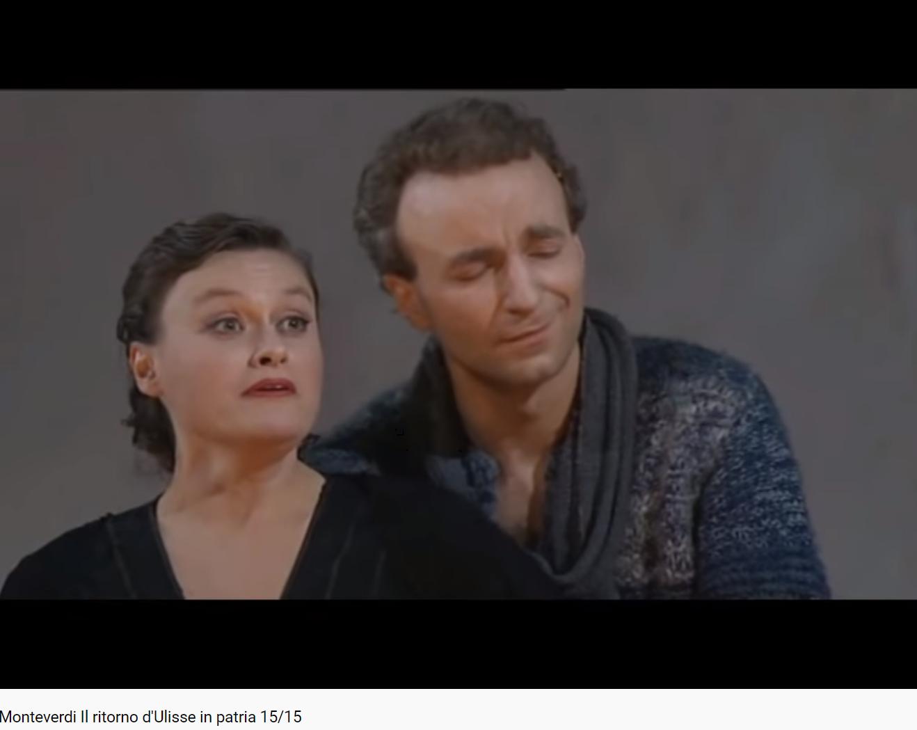 Monteverdi Il ritorno d'Ulisse final