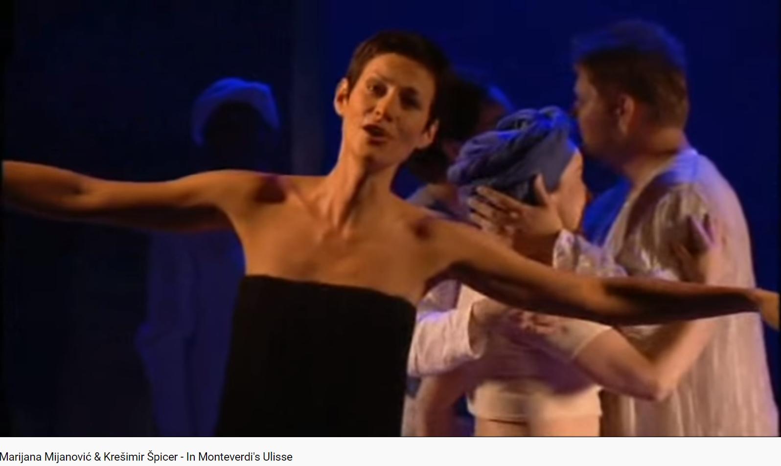 Monteverdi Le retour d'Ulysse dans sa patrie Illustratevi O Cieli