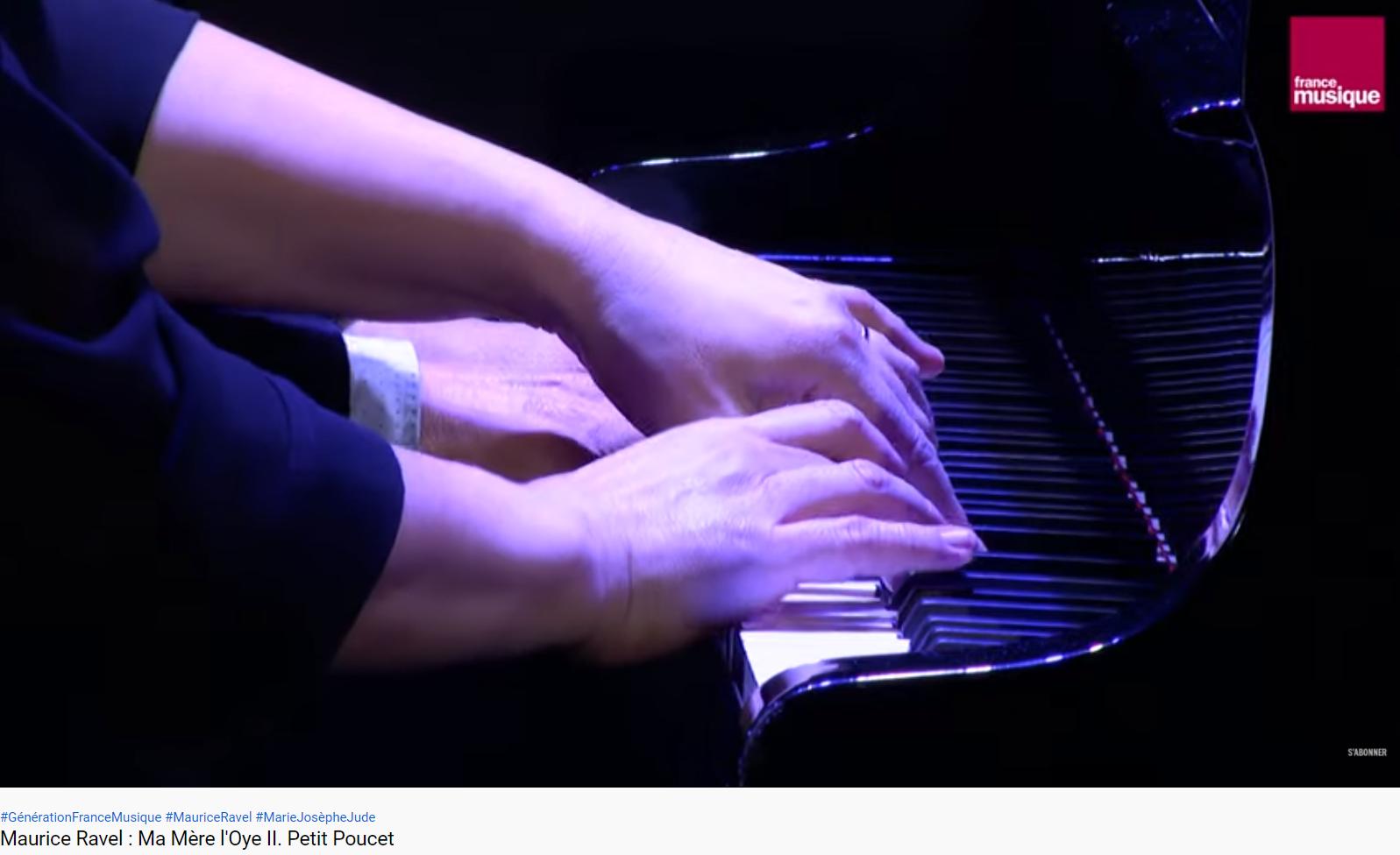 Ravel Ma Mère l'Oye Petit Poucet