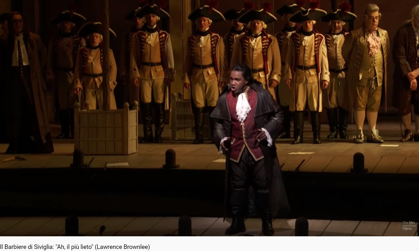 Rossini Il Barbieri di siviglia (MET 2014)