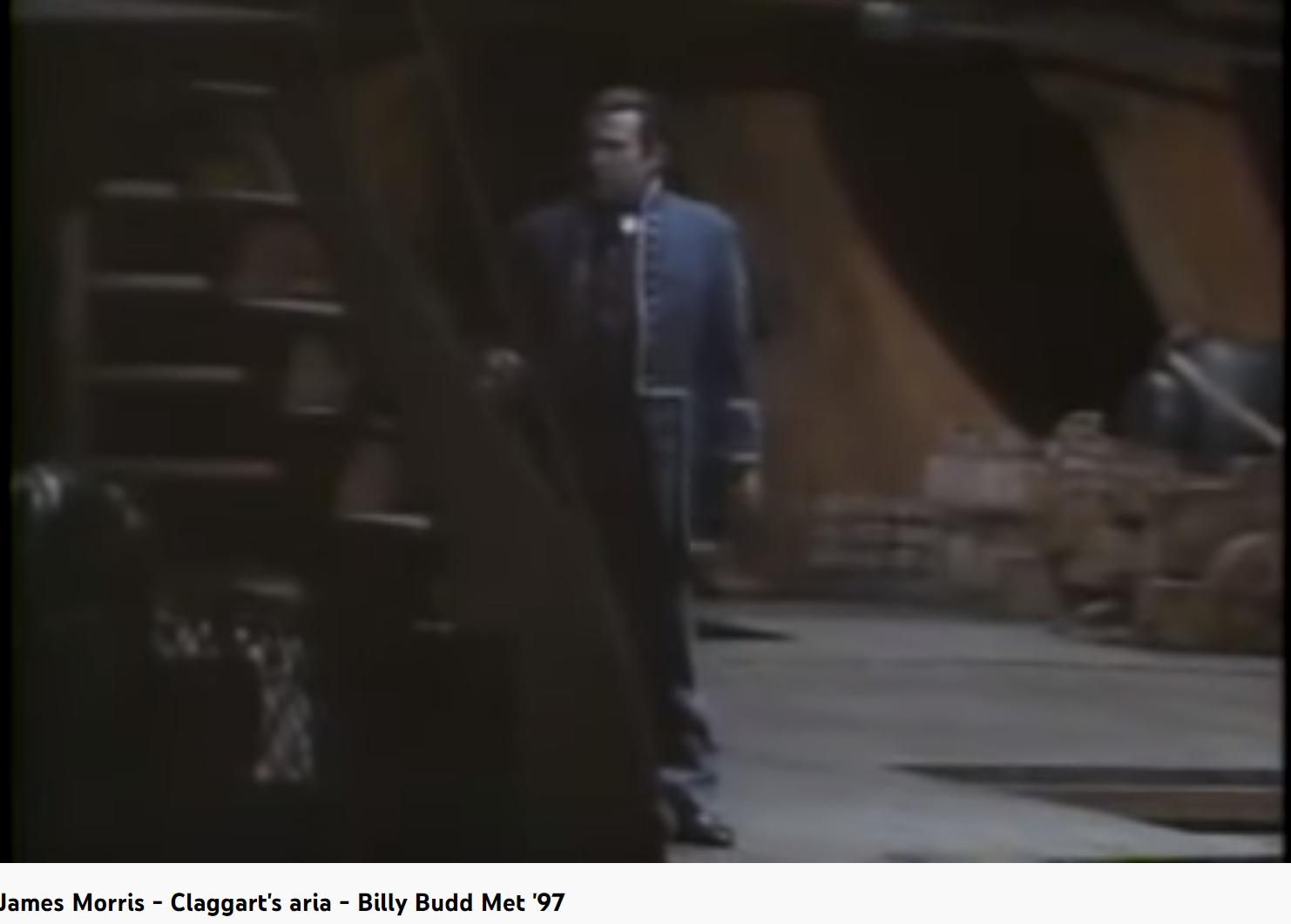 Britten Billy Budd (MET 1997)