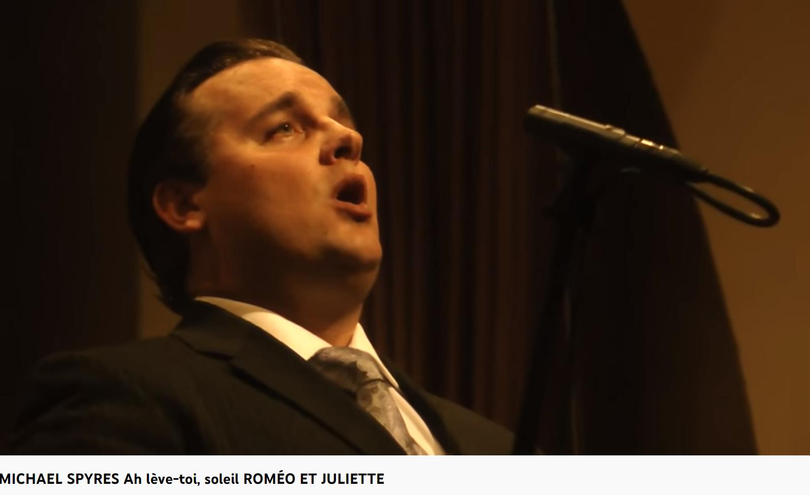 Gounod Roméo et Juliette Ah lève toi soleil (Spyres)