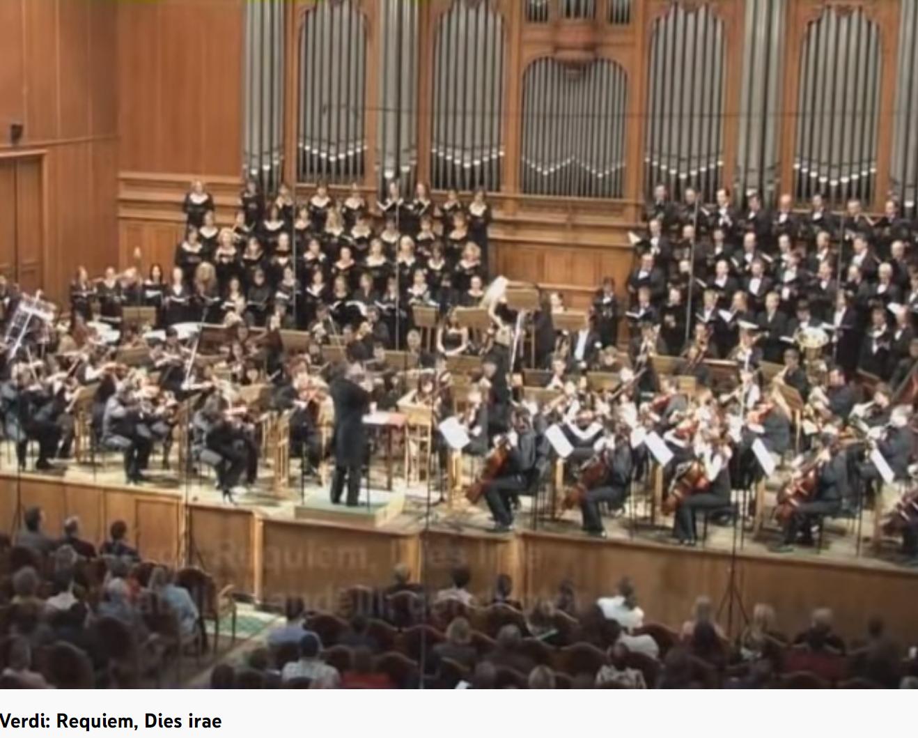 Verdi Requiem Dies Irae