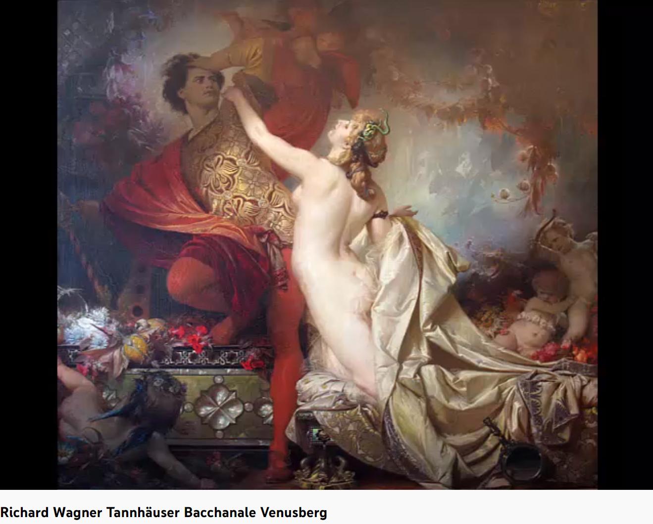 Wagner Tannhäuser Bacchanale