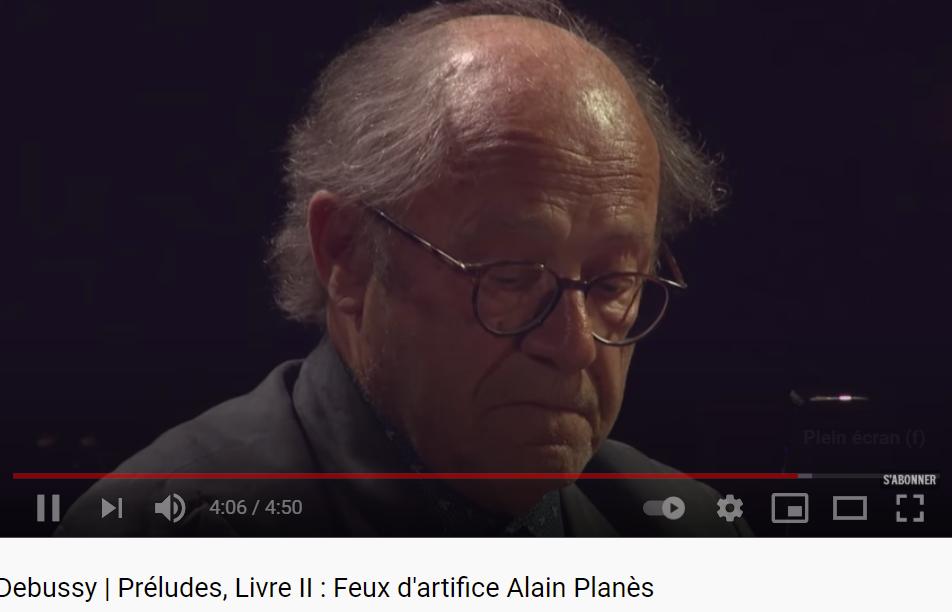 Debussy Feux d'artifice final