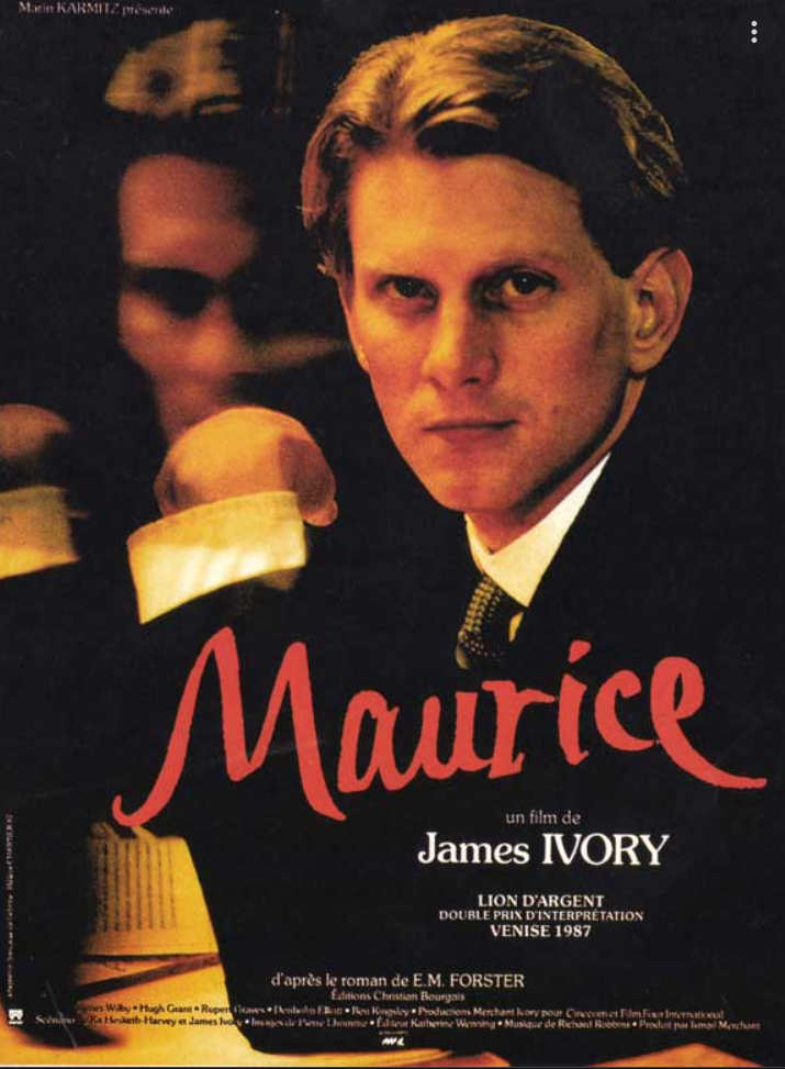 Ivory Maurice affiche