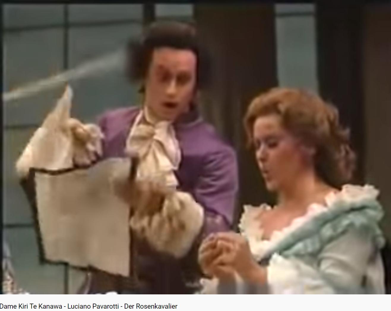 Strauss Rosenkavalier (MET 1982)