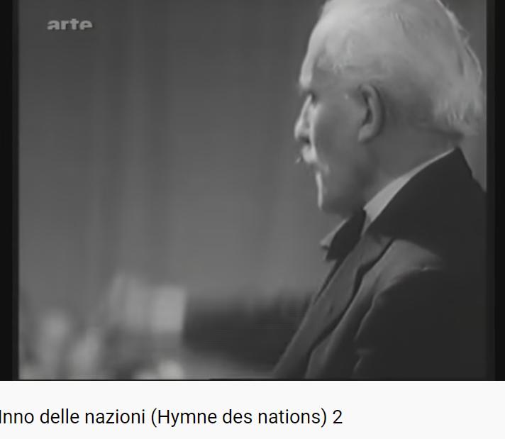 Verdi Hymne des nations