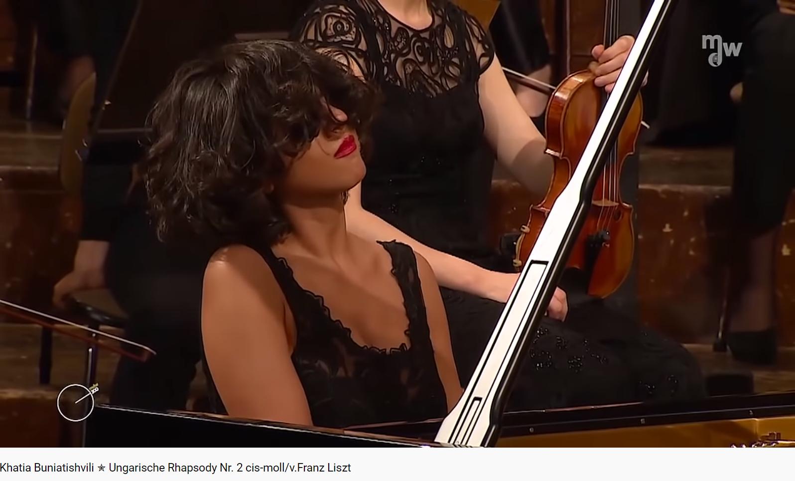 Liszt rhapsodie hongroise n 2