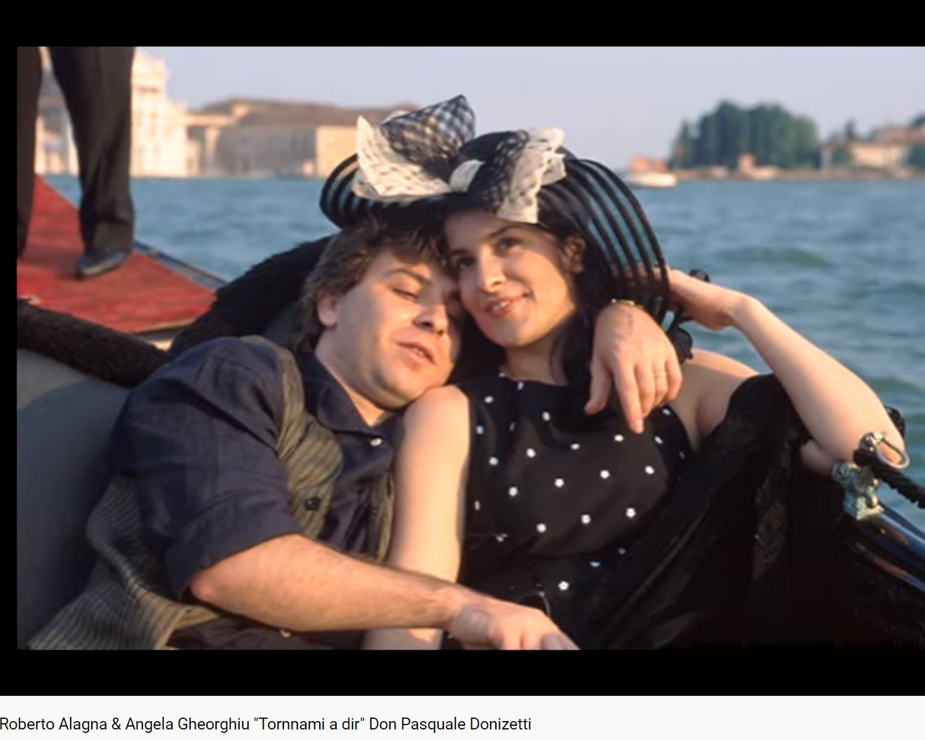 Donizetti Don Pasquale Tornami a dir che m'ami