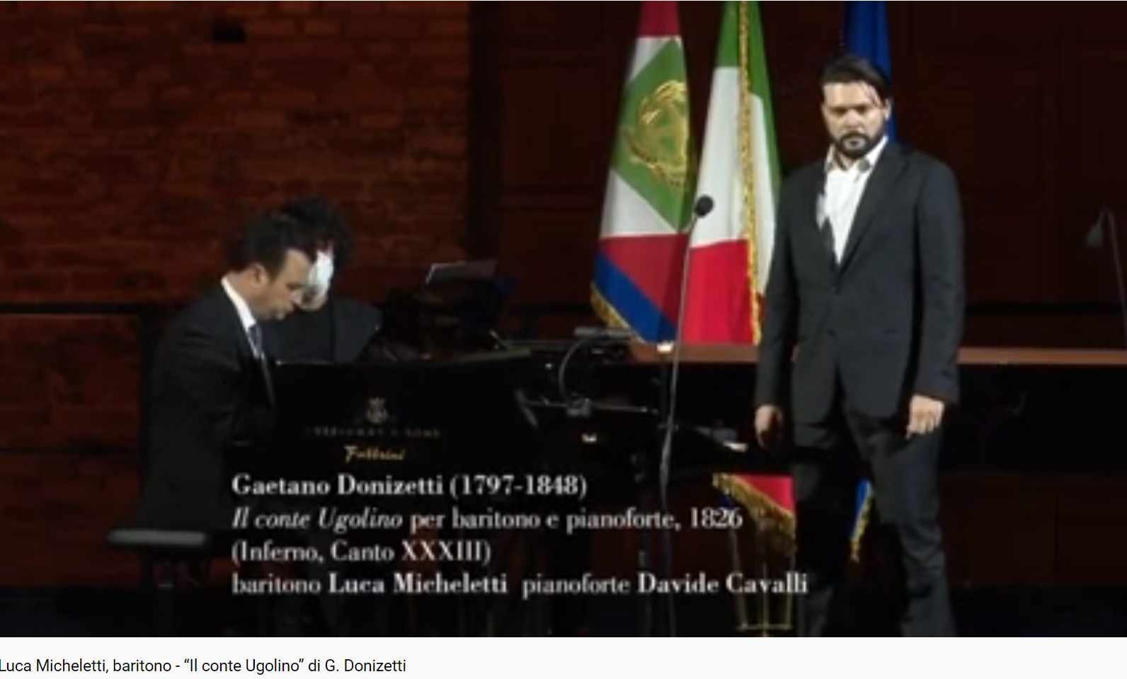 Donizetti Il Conte Ugolino