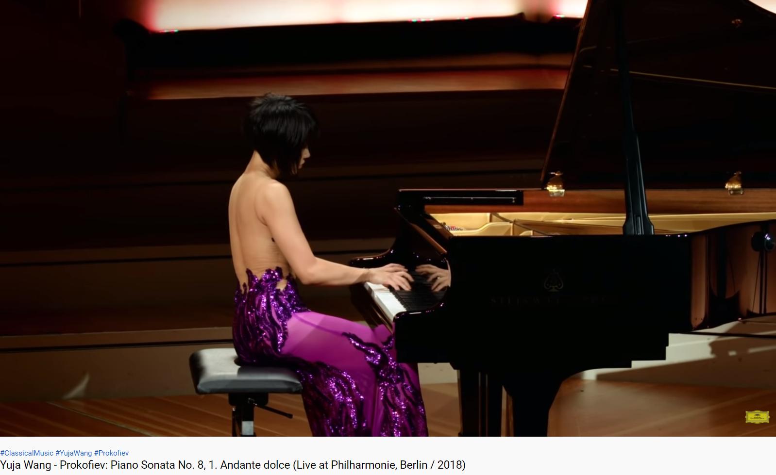 Prokofiev Sonate n 8
